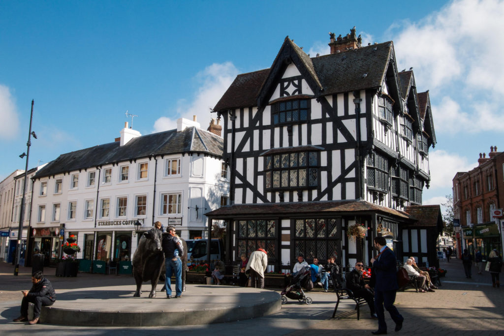 Hereford City Centre