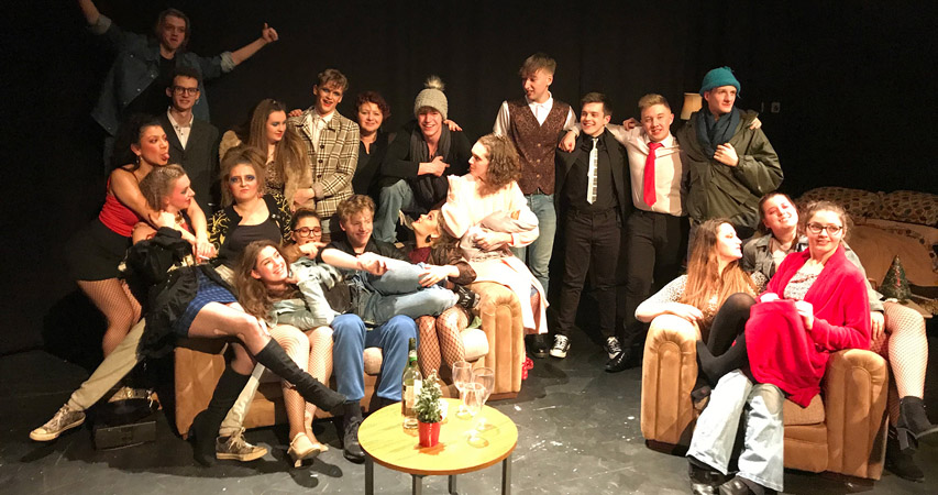 Level 3 Extended Diploma in Performing Arts Showreels