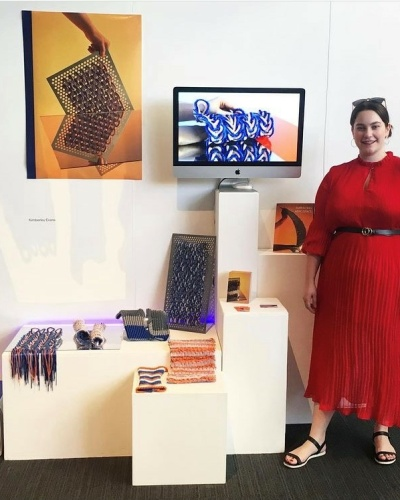 Meet students and alumni from BA (Hons) Textile Design