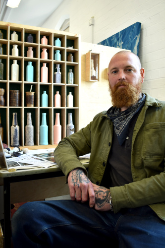 Hereford college expands creative offering as arts students experiment with popular material 1